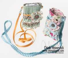cell phone bag by Chaiki Haverstick