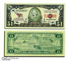 """""""Pequeno"""" editorial sobre o dinheiro e a ovniologia / ufologia:"""