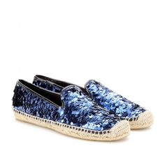 mytheresa.com - Mischa sequinned espadrilles - loafers & moccasins - shoes - Luxury Fashion for Women / Designer clothing, shoes, bags