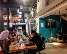 Somos el único #cowork que sí te ayuda a crecer tu negocio. Únete www.thepool.mx