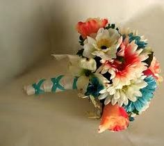 Google Image Result for http://www.artfire.com/uploads/product/8/568/49568/2149568/2149568/large/beach_bridal_bouquet_coral_pool_blue_teal_49cda600.jpg