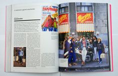 #Burghy in Piazza San Babila: uno tra i fast food preferiti dai paninari. Ragazza con cartella Naj Oleari - #najoleari Concorde, Times Square, Fast Food, Baseball Cards, Style, Swag, Outfits