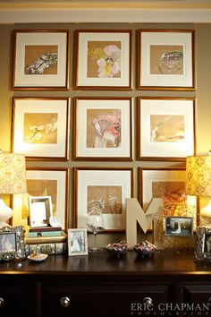 I would really like to do this on a wall in my dining room