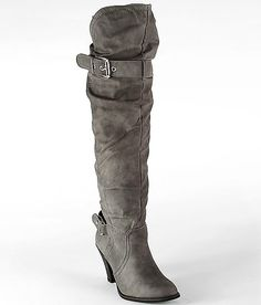 Not Rated Infatuated Boot - Buckle  Just ordered these in chocolate! Bring on the Fall!