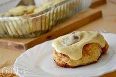 Easy cinnamon rolls, the recipe - Craftaholic