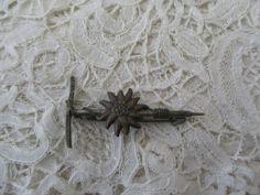 1930's alpine brooch by Nkempantiques on Etsy