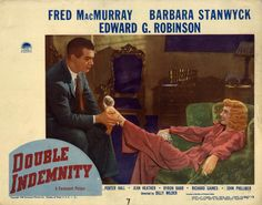 DOUBLE INDEMNITY (1944) - Click Image to Close