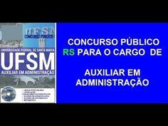 Apostila Concurso Público Auxiliar Em Administração RS 2016
