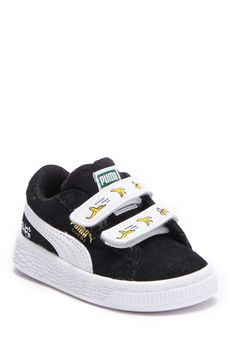 a9bf01fa938b88 Minions Suede V Sneaker (Toddler)