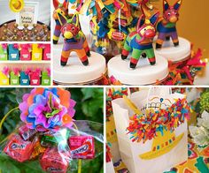 Mexican Fiesta Party Ideas | Kids Party Ideas at Birthday in a Box