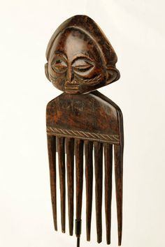 100 best African Artifacts - Hair Combs images on Pinterest  |African Artifacts From Ghana
