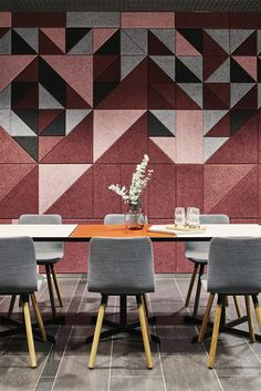 Using the BAUX design tool you can combine shapes and tile sizes to create a…