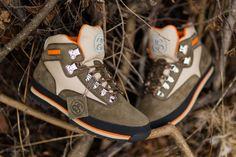 #Stussy x Timberland Euro Hiker #sneakers