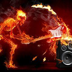 Rock'n Roll Ain't Noise Pollution