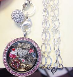 Pieces from our Origami Owl Valentine's Collection! www.sapphirejulz.origamiowl.com