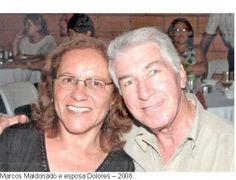 Tony Fernandes Estúdios Pégasus: MARCOS E DOLORES MALDONADO - O CASAL 20 DAS HQs!