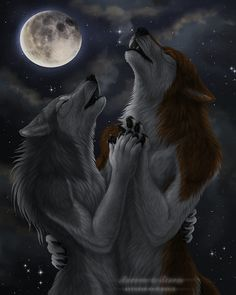 Moonlight by Sidonie.deviantart.com on @DeviantArt