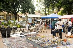 The Essenwood flea market. News South Africa, Durban South Africa, Hiking Routes, Kwazulu Natal, Life Pictures, Places To See, National Parks, Around The Worlds, Street View