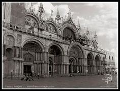 St Mark's Venice Italy - more great pics on the website