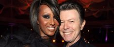 Iman Shares a Touching Tribute to David Bowie on the 1-Year Anniversary of His Death