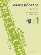 Grade by Grade - Oboe (Grade 1)