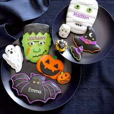 Cookieria By Margaret: Halloween ... was given the start !!