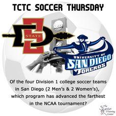 Time for TCTC Soccer Thursday!