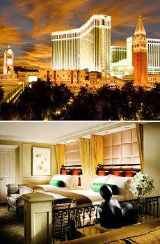 $139 -- Vegas: Suite at 5-Star Venetian Resort, 60% Off