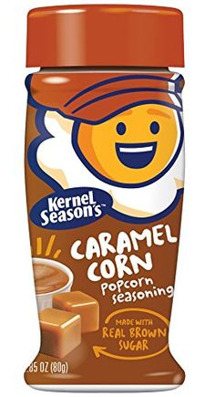 Kernel Seasons Caramel Seasoning 3 Ounce Shakers Pack of 6 *** Details can be found by clicking on the image.