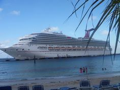 Carnival Victory in Grand Turk