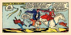 Gone & Forgotten: THE LEGION OF SUPERHEROES ADVENT CALENDAR - DAY SIX