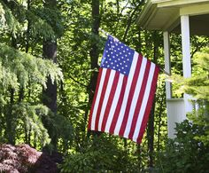 On this Flag Day, we honor America by proudly flying our American Flag! #FlagDay #American Flag
