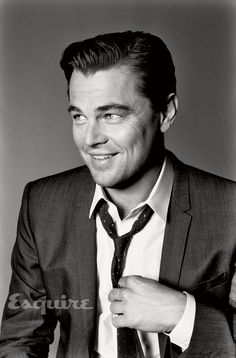 #LeonardoDiCaprio in the May 2013 issue of #Esquire magazine. #TheGreatGatsby