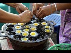Street Food ThaiLand - Thai Street Food Bangkok - Street Food (Part 1) - YouTube