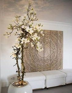 6ft king bed headboard lotus flower wooden craved carving teak art panel white w - Kopfteil Plant Knig