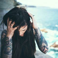 #tattoos #babe #beautiful