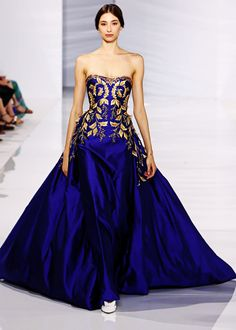 Georges Hobeika Haute Couture Fall-Winter 2015-16