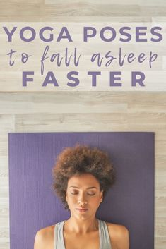 These five yoga-based exercises (plus a relaxation pose) will help reduce tension and improve flexibility as you wind down for the evening. Do this bedtime yoga routine for a better night of sleep!