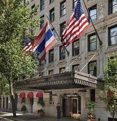Hotel Deal Checker - Hotel Plaza Athenee New York City http://www.HotelDealChecker.com