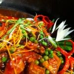 Malaysian-inspired Red Chicken Curry Recipe uses Malaysian Palm Fruit Oil