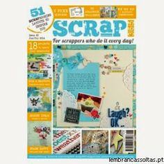 Adquira esta revista aqui: http://www.lembrancassoltas.pt/it-index-n-Scrap_365-cPath-595.html