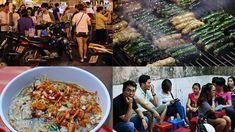 """9 quán cafe nền gạch hoa """"cực nghệ"""" ở Sài Gòn mà bạn nên ghé qua... chụp hình Parrot Flying, Outdoor Cafe, Coffee Shop Design, Paella, Ethnic Recipes, Food, Concept, Essen, Meals"""