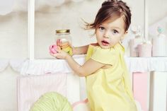 Anna Pavaga (born November 2, 2009) Russian child model and actress. Eugene Fotokot Photography 2012.