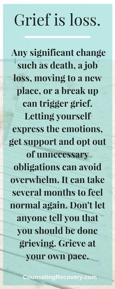 Tips for managing grief | grief and loss quotes | grief support | handling break ups | sadness | relationships | Click to read more. #grief #lettinggo