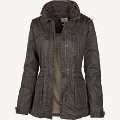 Sussex Four Pocket Jacket - Heritage #FatFace - like this jacket for England :)