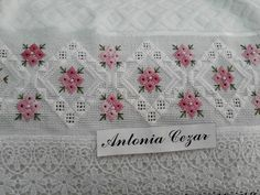 Tambour Embroidery, Hardanger Embroidery, Types Of Embroidery, Cross Stitch Embroidery, Embroidery Patterns, Hand Embroidery, Swedish Weaving Patterns, Drawn Thread, Bargello