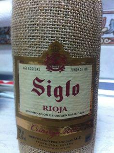 Siglo. Rioja