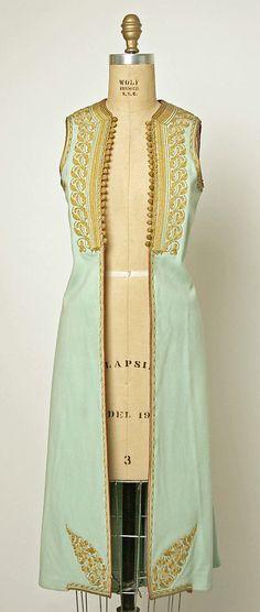 Coat, 1900–1937, European, Eastern