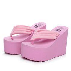 Summer Baby, Summer Girls, Cheap Flip Flops, Coconut Dream, Summer Logo, Platform Flip Flops, Malibu Barbie, Gyaru, Summer Aesthetic