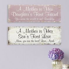 First Mothers Day Gifts On Pinterest First Mothers Day